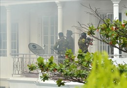 Chính phủ Sri Lanka tiếp tục ban bố tình trạng khẩn cấp trên cả nước