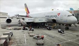 Asiana Airlines cắt giảm nhiều chuyến bay tới Đông Nam Á do lo ngại dịch COVID-19