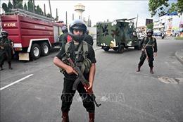 Vụ nổ ở Sri Lanka: Quân đội được trao quyền hạn đặc biệt