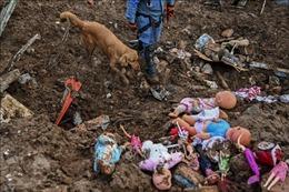 Ít nhất 28 người thiệt mạng do mưa lớn gây lở đất