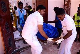 Vụ nổ ở Sri Lanka: Ít nhất 31 nạn nhân thiệt mạng là người nước ngoài