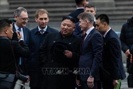 Khoảng 300 nhà báo tham gia đưa tin Hội nghị thượng đỉnh Nga-Triều