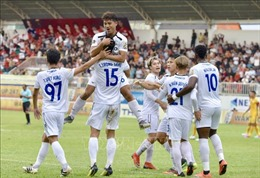 V.League 2019: Hoàng Anh Gia Lai và Thanh Hóa cầm hòa 3 – 3