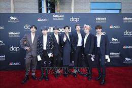 Nhóm nhạc BTS giành hai giải tại Giải thưởng âm nhạc Billboard