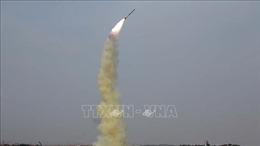 Triều Tiên thử tên lửa: JCS xác định vật thể phóng ra không phải tên lửa đạn đạo