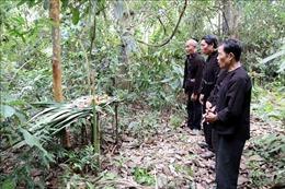 Lễ cúng rừng - nét văn hóa độc đáo lâu đời của dân tộc Lự