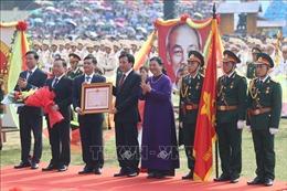 Tổ chức trọng thể Lễ kỷ niệm các ngày lễ lớn của tỉnh Điện Biên