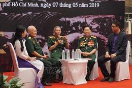 Triển lãm - giao lưu nhân kỷ niệm 65 năm Chiến thắng Điện Biên Phủ