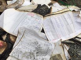 Cháy kho lưu trữ hồ sơ ở TP Hồ Chí Minh không ảnh hưởng đến quyết toán kinh phí trợ giá