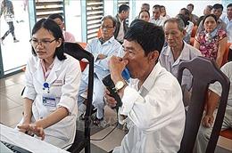 Tầm soát miễn phí bệnh hen, phổi tắc nghẽn mãn tính cho người dân