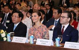 Thúc đẩy tiềm năng hợp tác kinh doanh Việt Nam - Thụy Điển