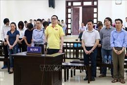 Phiên tòa xét xử sơ thẩm tuyên án vụ thao túng giá chứng khoán đầu tiên ở Hà Nội