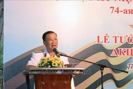 Kỷ niệm 74 năm Ngày Chiến thắng phát-xíttại TP Hồ Chí Minh
