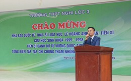 Hội Nhà báo Việt Nam chính thức xóa tên hội viên Lê Hoàng Anh Tuấn