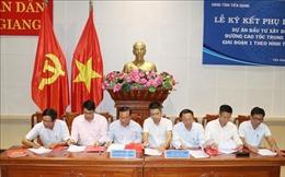 Triển khai dự án cao tốc Trung Lương - Mỹ Thuận giai đoạn 1