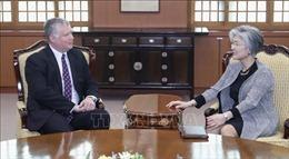 Mỹ để ngỏ khả năng nối lại đàm phán hạt nhân với Triều Tiên