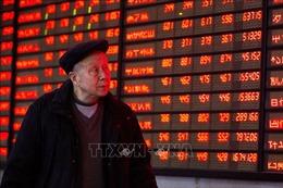 Trung Quốc 'trả đũa'Mỹ đẩy chứng khoán thế giới vào vùng đỏ