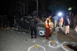 Đánh bom nhằm vào cảnh sát tại Pakistan, ít nhất 16 người bị thương