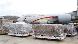 Venezuela tiếp nhận thêm hàng viện trợ từ Trung Quốc