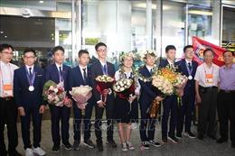 Olympic Vật lý châu Á 2019: Mang vinh quang trở về