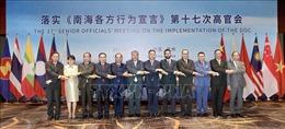 Việt Nam tham dự Hội nghị quan chức cao cấp ASEAN-Trung Quốc