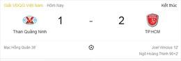 V.League 2019: Than Quảng Ninh mất 3 điểm vào phút bù giờ