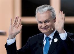 Nhà kinh tế Gitanas Nauseda đắc cử tổng thống Litva