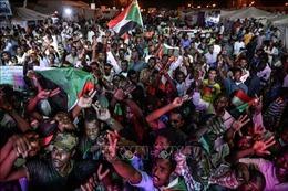 Hàng nghìn người đình công kêu gọi thành lập chính quyền dân sự tại Sudan