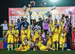 Phong Phú Hà Nam vô địch Giải Bóng đá nữ cúp quốc gia – Cup LS 2019