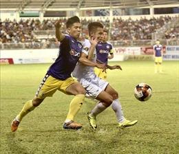 V.League 2019: Hoàng Anh Gia Lai chia điểm với Hà Nội FC trên sân nhà