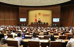 Thông cáo số 10, Kỳ họp thứ 7, Quốc hội khóa XIV