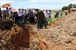 Không phát hiện cống xả thải ngầm ở Công ty AB Mauri Việt Nam