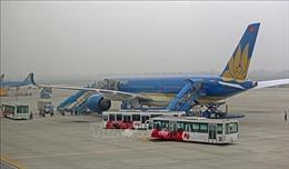 Boeing 787 của Vietnam Airlines phải quay lại sân bay Nội Bài sau cất cánh 30 phút