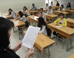 Hơn 85.000 thí sinh Hà Nội bước vào kỳ thi tuyển sinh lớp 10 THPT