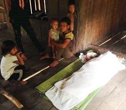 Lội sông tìm mẹ, bé trai 4 tuổi người dân tộc Mã Liềng bị đuối nước thương tâm
