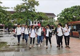 Quảng Bình họp đột xuất xử lý sự việc bất thường trong Kỳ thi tuyển sinh lớp 10