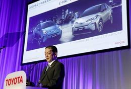 Toyota đặt mục tiêu bán khoảng 5,5 triệu ô tô điện vào năm 2025