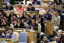 Cơ hội để tiếp tục đóng góp trên mặt trận ngoại giao, thương mại và an ninh khu vực