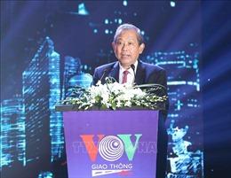Lễ kỷ niệm 10 năm thành lập kênh VOV giao thông