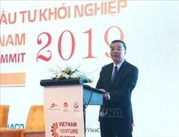 Bộ trưởng Chu Ngọc Anh: Cơ hội tăng trưởng mạnh mẽ hệ sinh thái khởi nghiệp