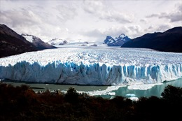 Sông băng tại Chile có độ dày lên tới 1.600 m