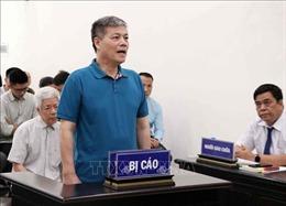 Nguyên Chủ tịch Hội đồng thành viên Vinashin Nguyễn Ngọc Sự lĩnh án 13 năm tù