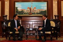 Nhiều cơ hội cho nhà đầu tư Hàn Quốc tại TP Hồ Chí Minh