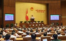Thông cáo số 18, Kỳ họp thứ 7, Quốc hội khóa XIV