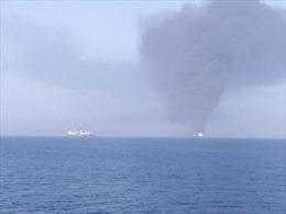 Iran cứu hộ 44 thủy thủ gặp 'sự cố' trên Vịnh Oman