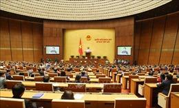 Thông cáo số 20, Kỳ họp thứ 7, Quốc hội khóa XIV