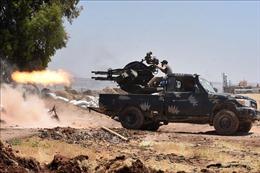 Quân đội Syria truy quét khủng bố tại Idlib và Hama