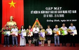 Báo chí đóng góp tích cực cho sự phát triển kinh tế - xã hội các địa phương