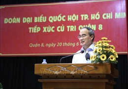 Karaoke 'dạo' và vấn nạn ma tuý 'nóng' buổi tiếp xúc cử tri tại TP Hồ Chí Minh