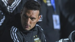 HLV Scaloni tin tưởng cơ hội đi tiếp của Argentina tại Copa America 2019